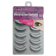 Decorative Eyelash (Upper Lash) / Decorative Eyes