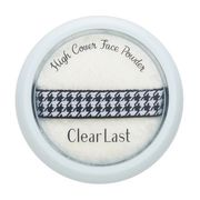 Face Powder High Cover (Shiny Ochre) / Clear Last