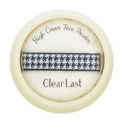 Face Powder High Cover (Bright Ochre) / Clear Last