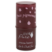 Fruit Pigmented Lip & Cheek Tint / 100%PURE