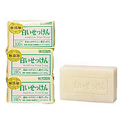 Additive-free White Soap / MIIYOSHI