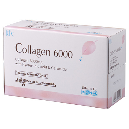 Collagen 6000 / Minerva