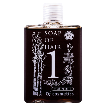 Soap of Hair 1 / Of Cosmetics
