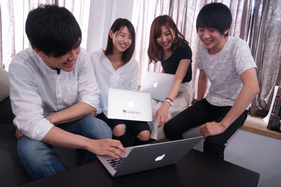 【学生アルバイト】Apple出身の社長のもとで、最新のマーケティングを学びたいインターン募集!の求人の画像