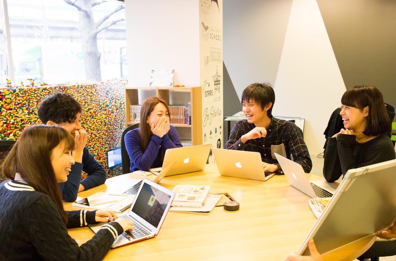【フロントエンドエンジニア】ITのチカラで21世紀型の新たな教育を生み出す!の求人の画像