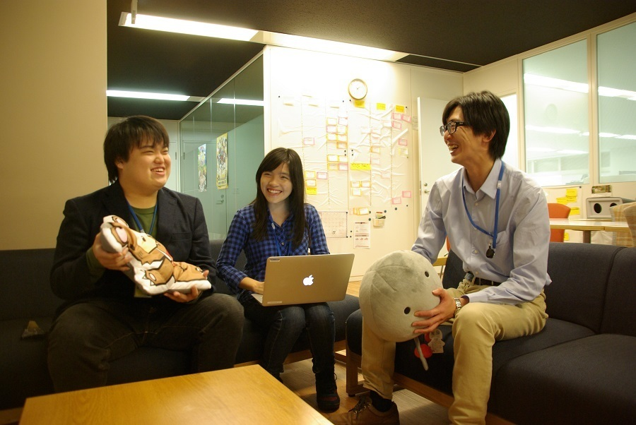 グローバルな雰囲気のITベンチャーで社会人基礎力を身につける!学生インターン大募集の求人の画像