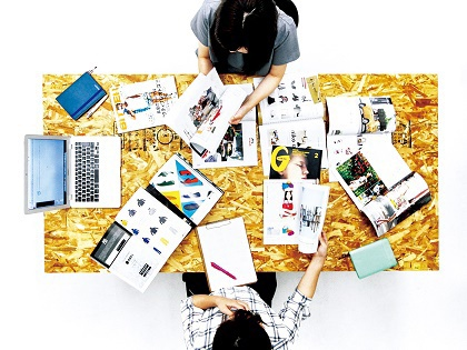 多彩なメディアを駆使し、流行を生み出す広告代理店。自分の力で会社を伸ばしたい方を急募!!の求人の画像